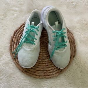 Nike Experience Running Shoes White/Mint